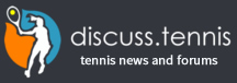Discuss Tennis Forums and News